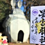 下野星宮神社(栃木県)の御朱印