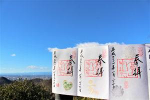 唐沢山神社(栃木県佐野市)の御朱印