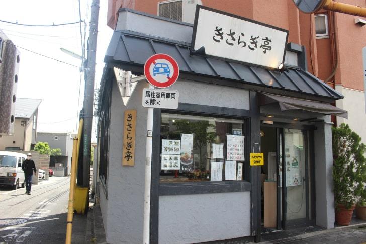 きさらぎ亭(桜新町)
