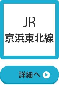 JR京浜東北線の御朱印めぐり